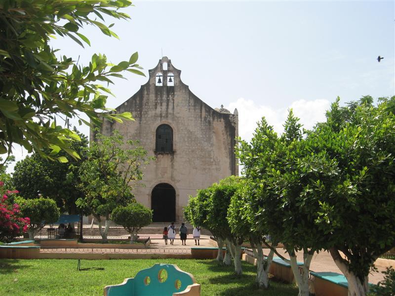 Antes de la construcción de este templo católico 494589afd9f