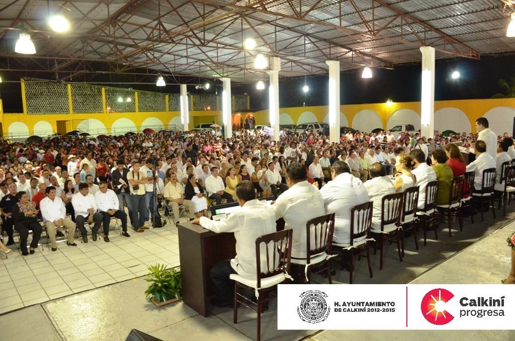 2do informe de gobierno calkin for Comedores en concepcion